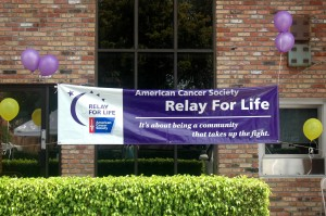 May 2010 Relay for Life Barbecue