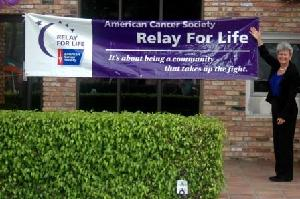 American National Bank is participating in the 2011 Relay For Life