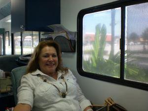 Tina Lund, ANB Client