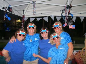 The ANB Team at the 2012 Relay for Life/Hope