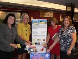 The ANB team proudly supports Stuff the Bus