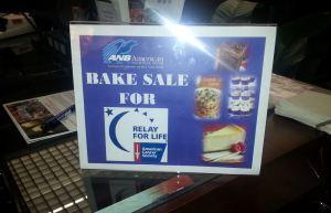 ANB Bake Sale