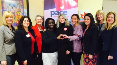 PACE & EWLC - Believing in Girls Luncheon 2.19.16