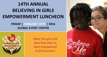 PACE Facebook Cover Photo - Believing in Girls Luncheon 2.19.16
